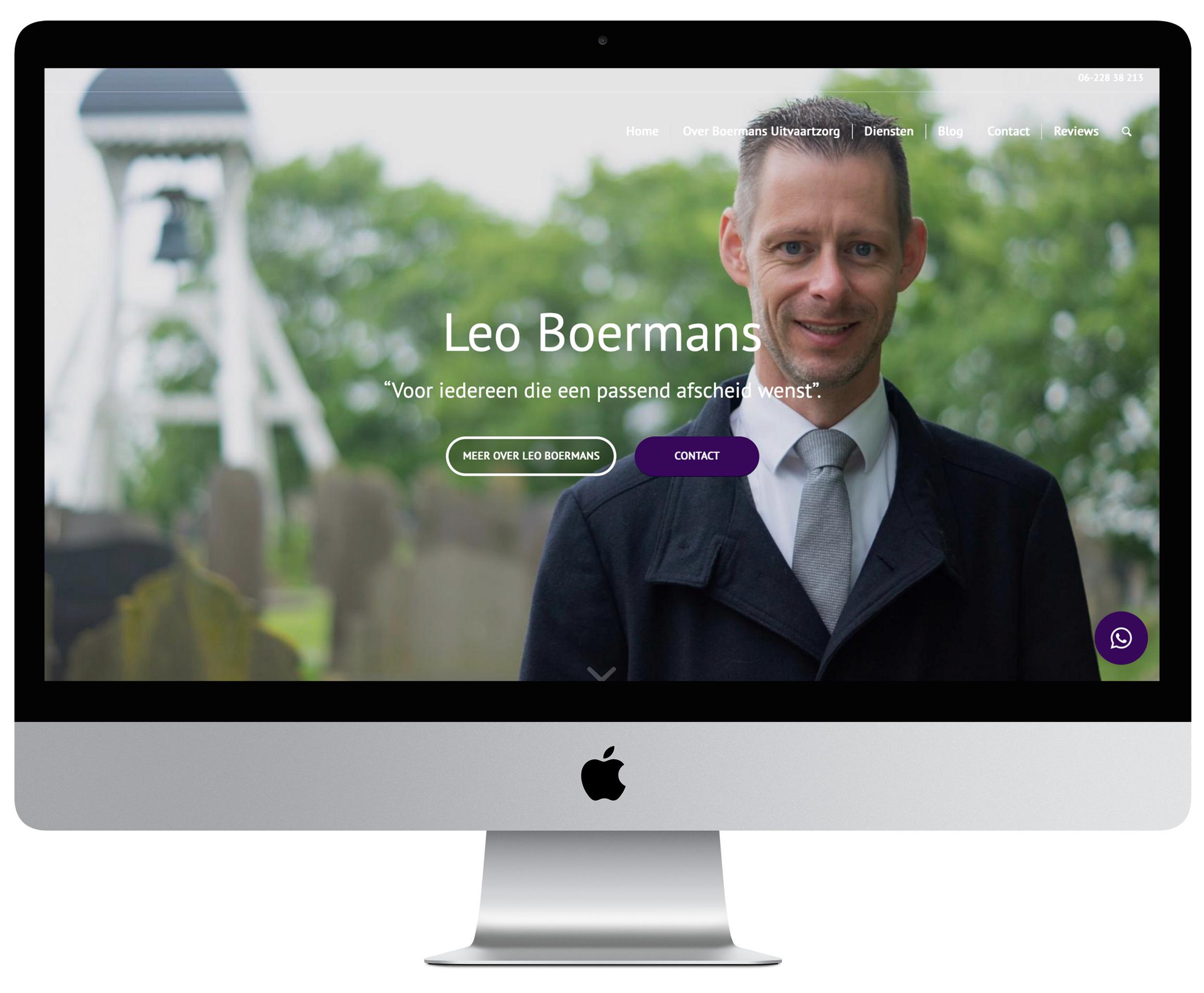 Leo Boermans Uitvaartzorg